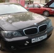 BMW 750 e66
